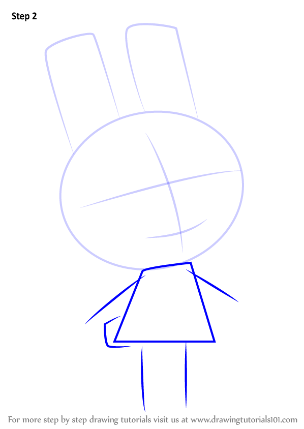 598x844 Learn How To Draw Ruby From Animal Crossing