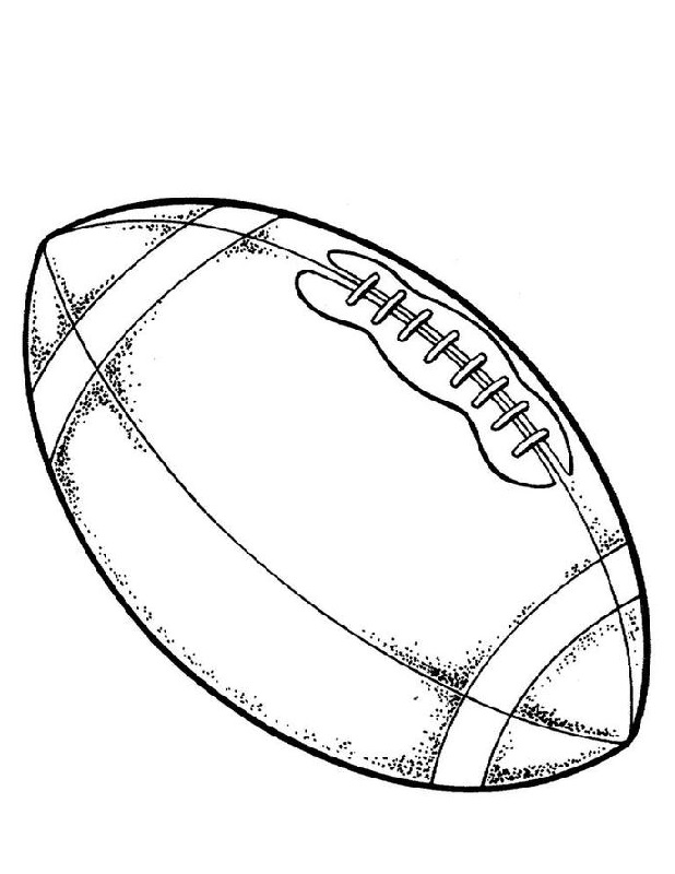 618x800 Patriot Drawing Nfl Ball For Free Download