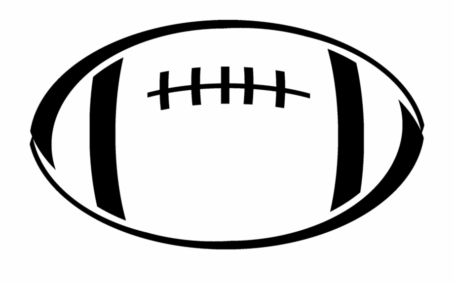 920x576 Rugby Ball American Football Drawing