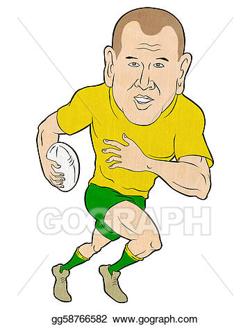 360x470 Rugby Ball Clipart Drawing