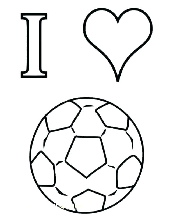 600x763 Ball Coloring Pages Rugby Ball Coloring
