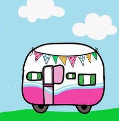 236x239 best rv images camper clipart, camper, camper drawing