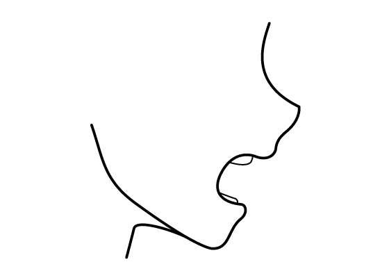 560x400 How To Draw Anime Facial Expressions Side View