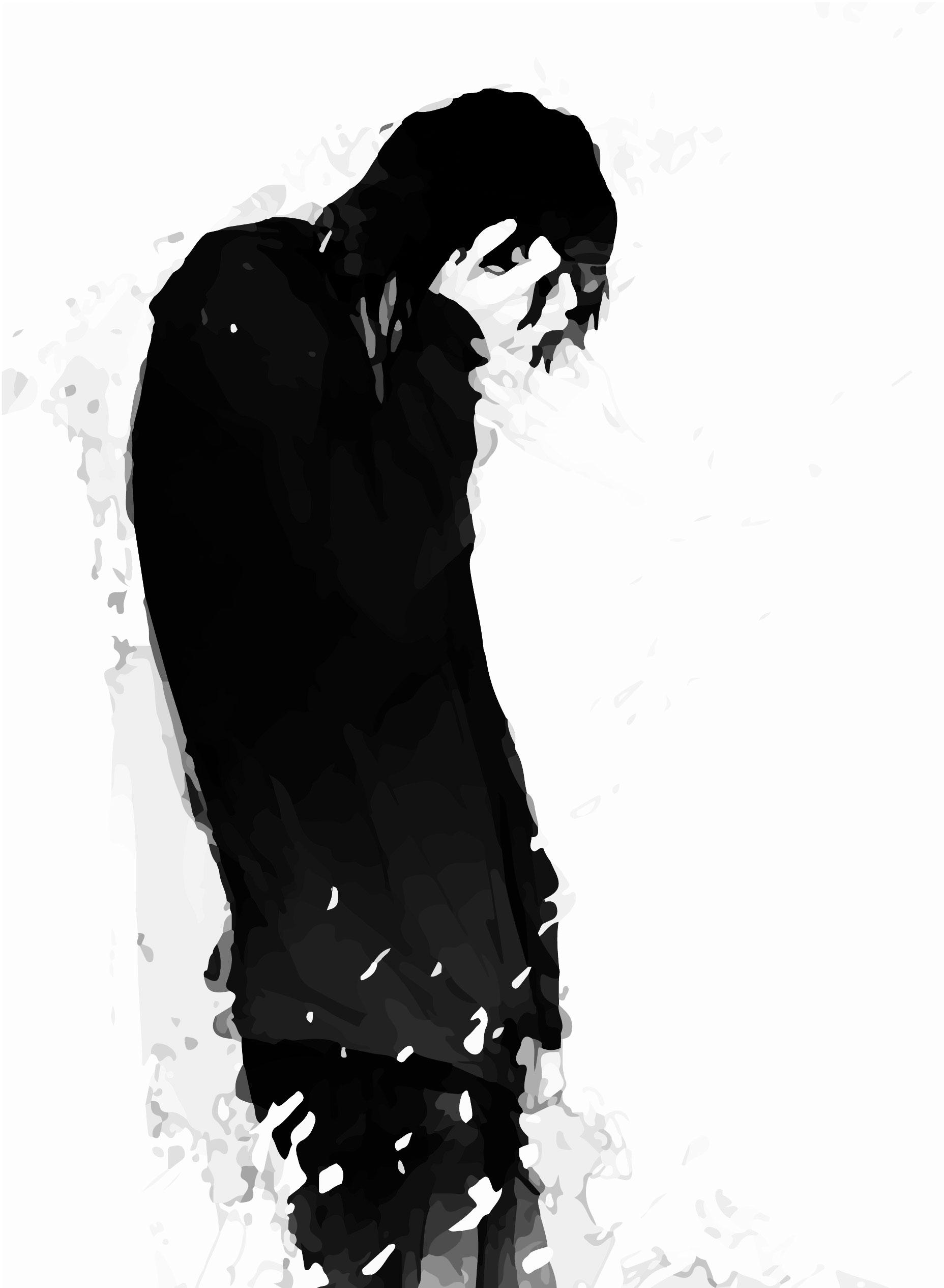 1856x2531 Sad Anime Boy Crying Drawing Anime Collection