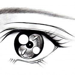 250x250 Anime Eye Step