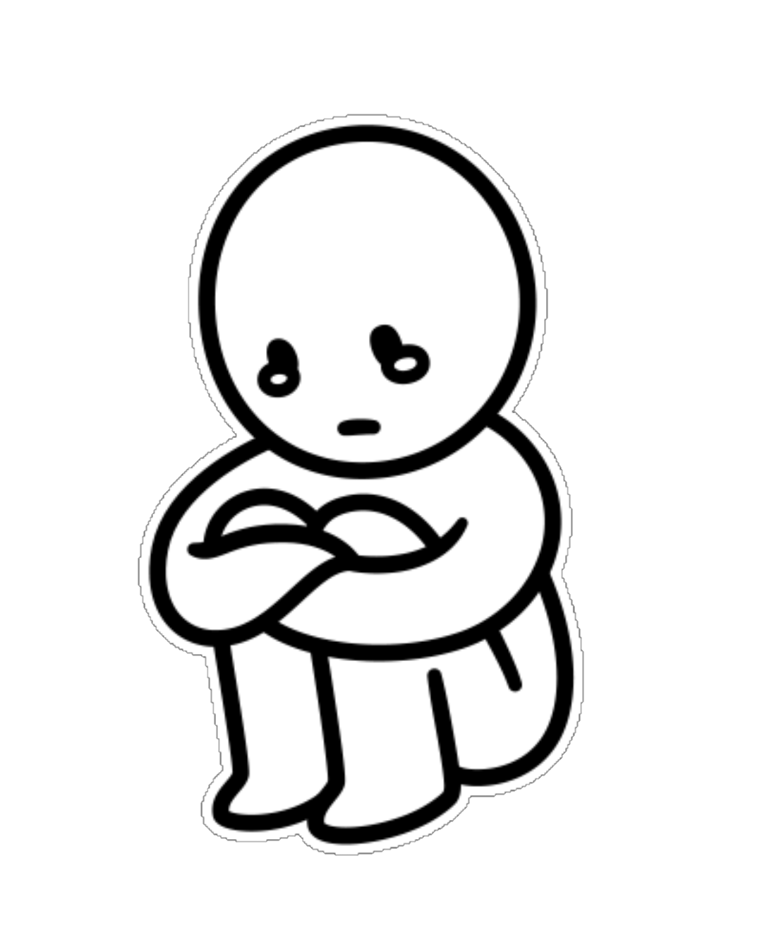Collection of Sad clipart | Free download best Sad clipart ...