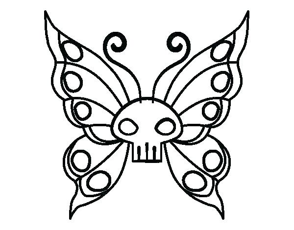 600x470 Emo Coloring Pages To Print