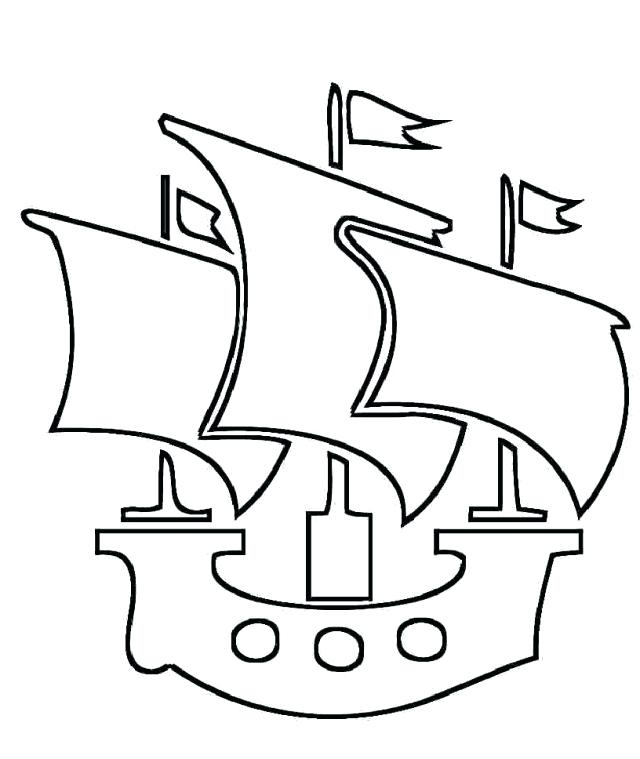 640x759 boat drawing how to draw a boat ferry boat drawing easy