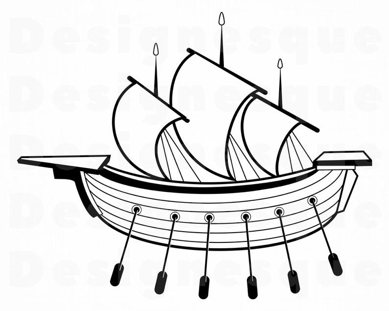 794x635 ship sailing ship ship clipart ship for etsy
