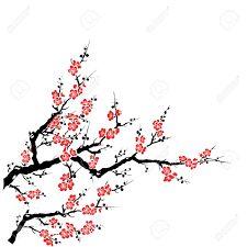 225x225 Sakura Tree Drawing