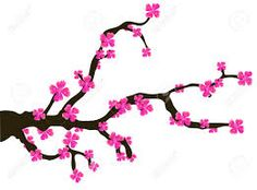 236x174 cherry blossom tree drawing cherry blossom tree branch drawing
