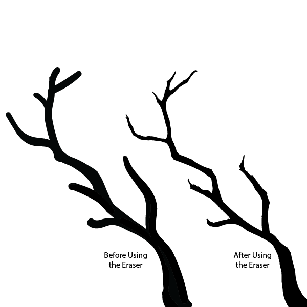 600x600 Tree Branches Drawing Tutorial
