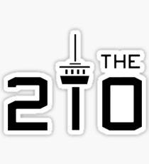 210x230 Stickers Redbubble