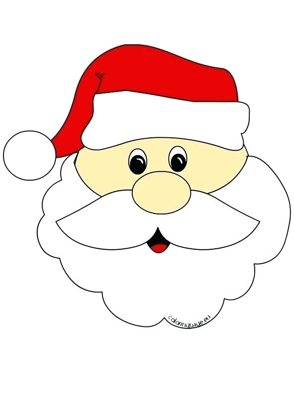 photo relating to Santa Hat Template Printable titled Santa Drawing Template Totally free down load most straightforward Santa Drawing