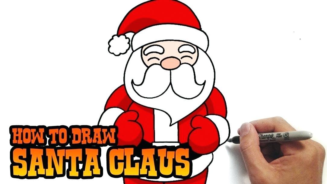 1084x610 easy santa face easy santa face painting