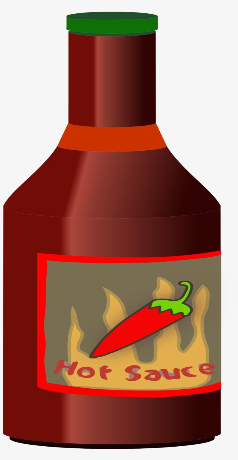 820x1582 Chili Drawing Hot Sauce