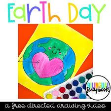 Save Earth Drawing Picture