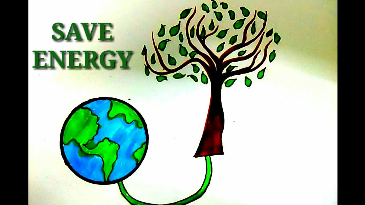 Save Earth Drawing Picture Free Download On Clipartmag