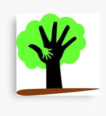 210x230 Save Trees Drawing Canvas Prints Redbubble