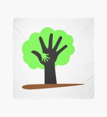 210x230 Save Trees Drawing Scarves Redbubble