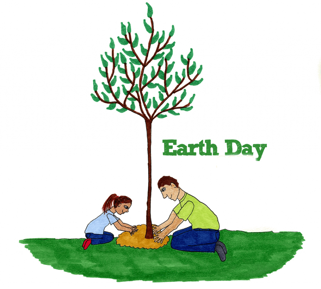 1024x922 earth day drawings on earth day