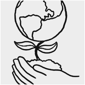 300x300 Save The Earth Coloring Pages Fabulous Save Earth Drawings