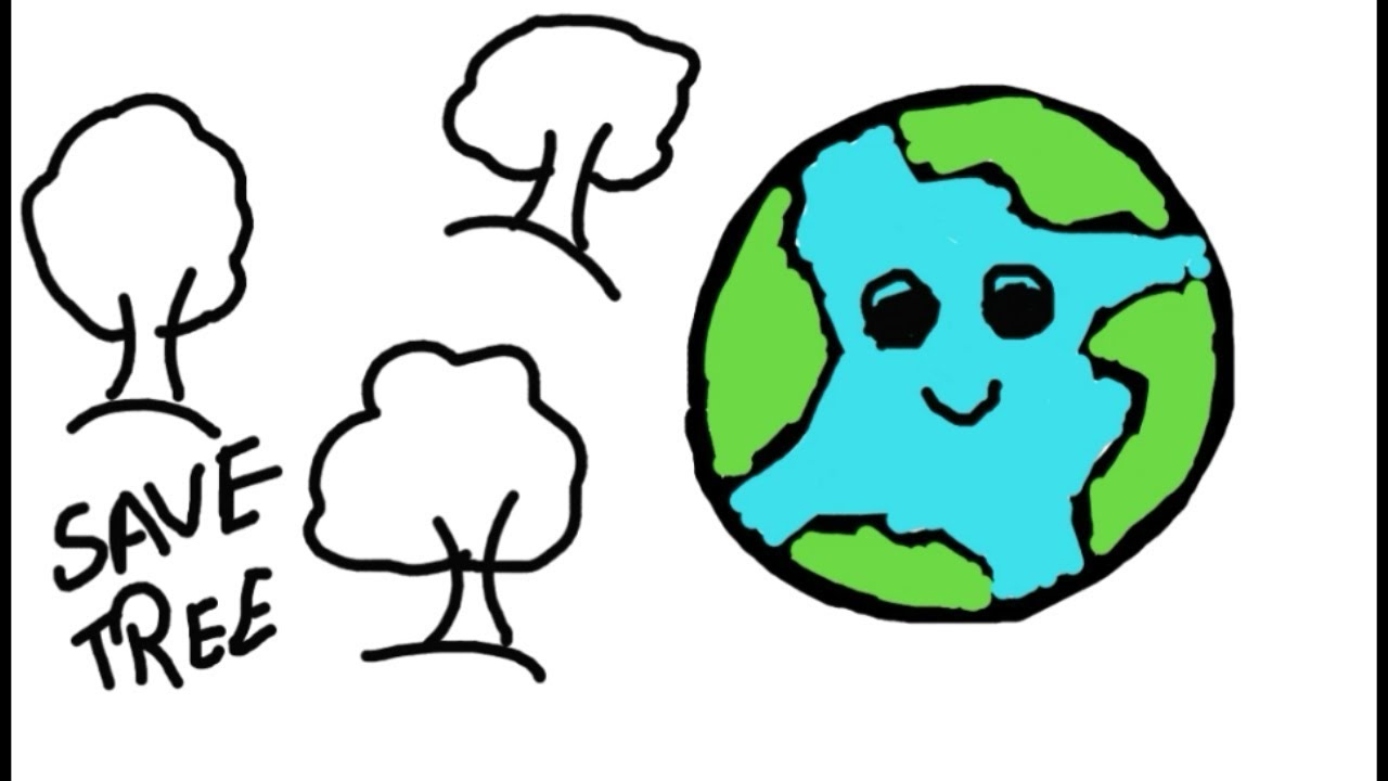 1280x720 save earth drawing poster tutorial earth day poster drawing