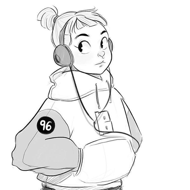 Saw Drawing