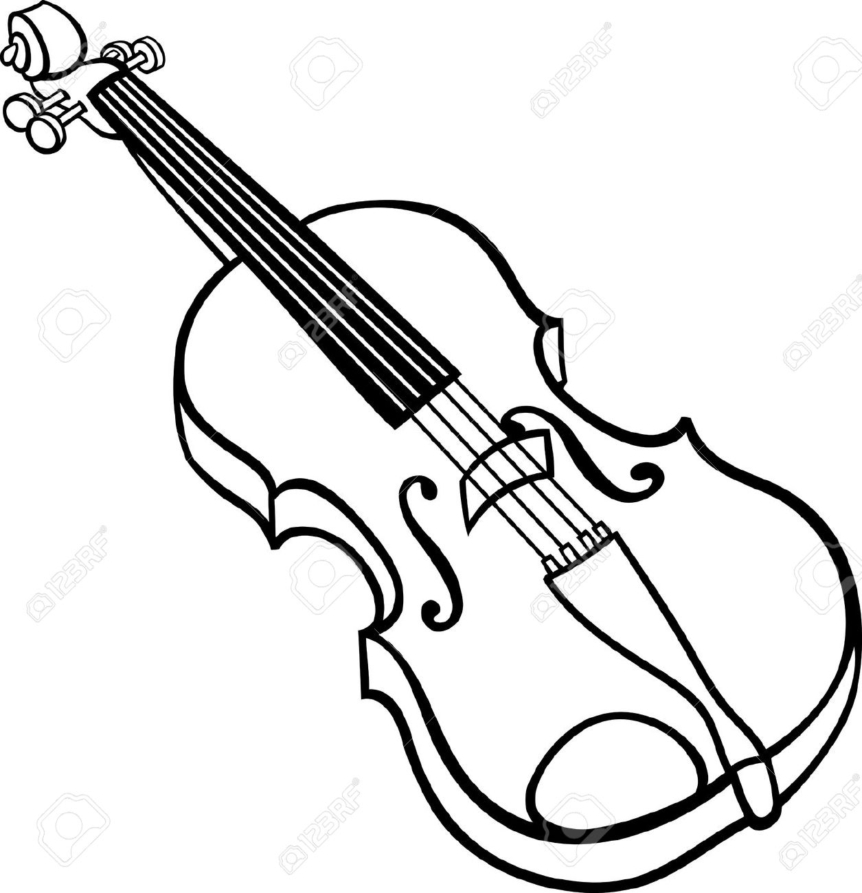 1255x1300 Musical Instruments Clipart Black And White