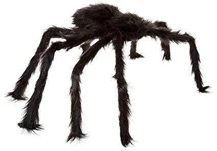 425x296 Unomor Halloween Spider With Led Eyes Scary