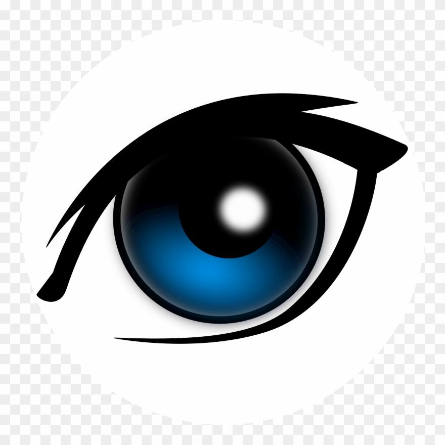 880x880 Cartoon Eyes Clipart
