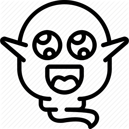 512x512 Creepy, Cute, Dead, Ghost, Scare, Scary, Spooky Icon