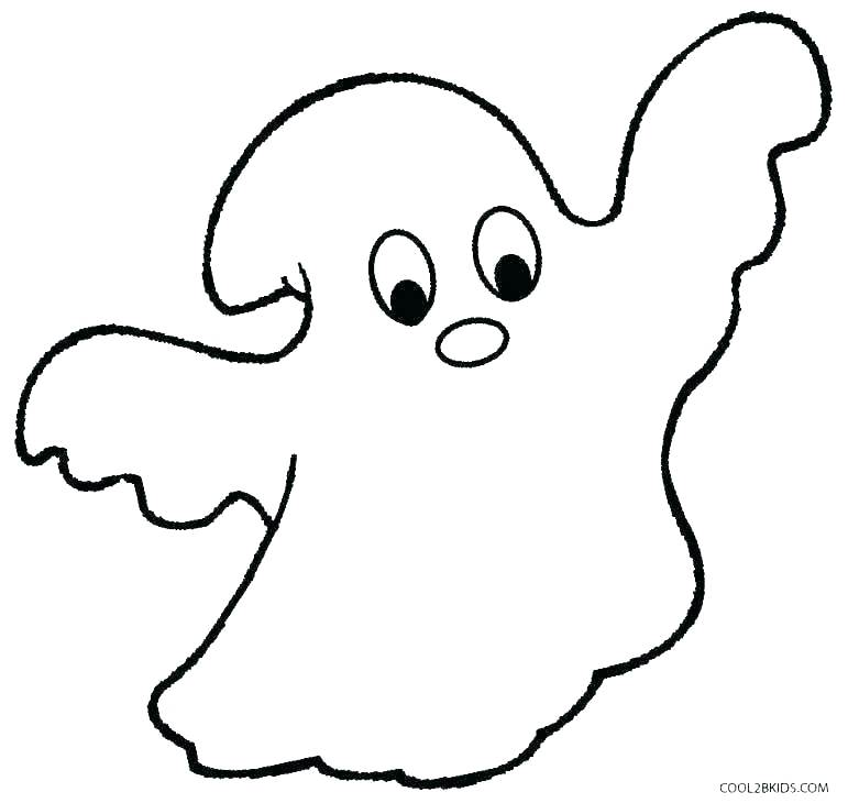 771x730 Scary Ghost Coloring Pages Scary T Coloring Pages Spooky Eye