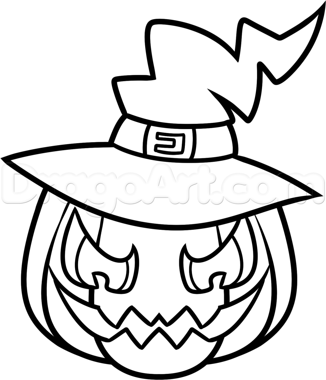 Scary Mouth Drawing | Free download on ClipArtMag