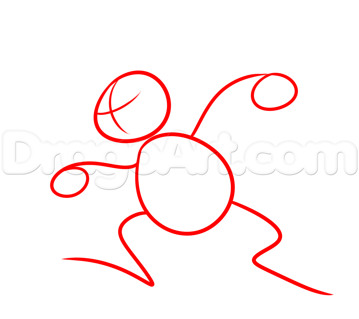 1165x1036 Happy Easter Scary Bunny Drawing Tutorial, Step