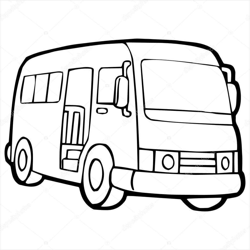1024x1024 bus drawing for kids and bus drawing for kid school bus drawing