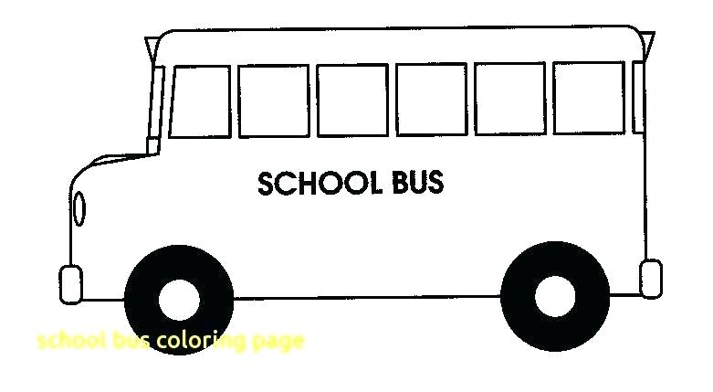 graphic about School Bus Printable called Higher education Bus Drawing Photographs Free of charge down load easiest University Bus