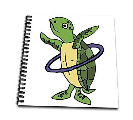 Sea Turtle Cartoon Drawing