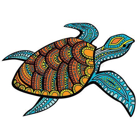 450x450 Sea Turtle Clipart Sea Shell