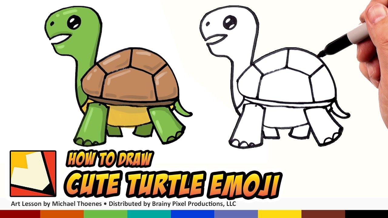1280x720 How To Draw Emoji Animals