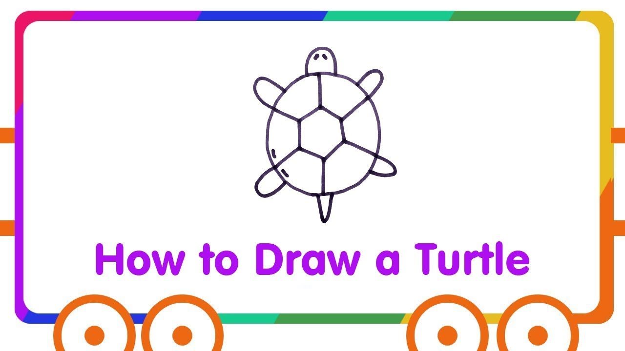 1280x720 Turtle Drawing