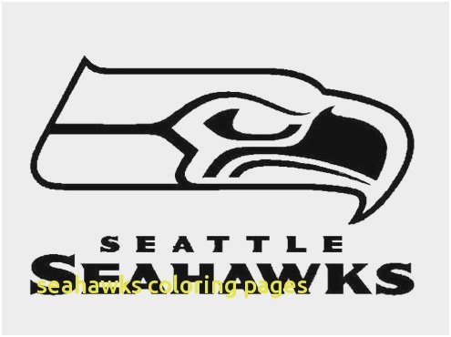 495x370 Seattle Seahawks Logo Coloring Pages Fabulous Football Helmet