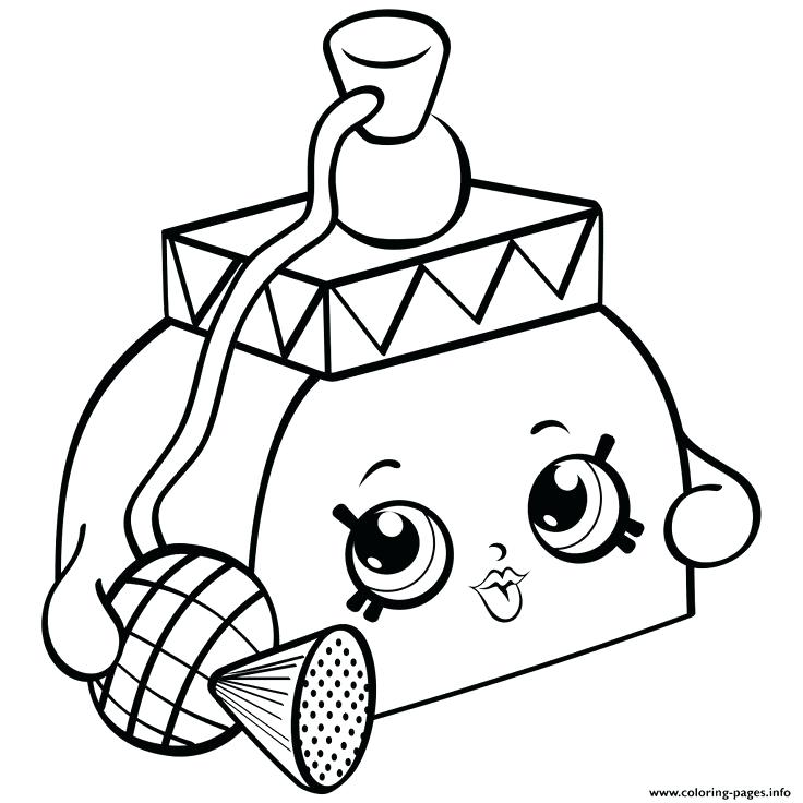 736x736 Season Drawing At Free For Personal Use Shopkins Poppy Corn