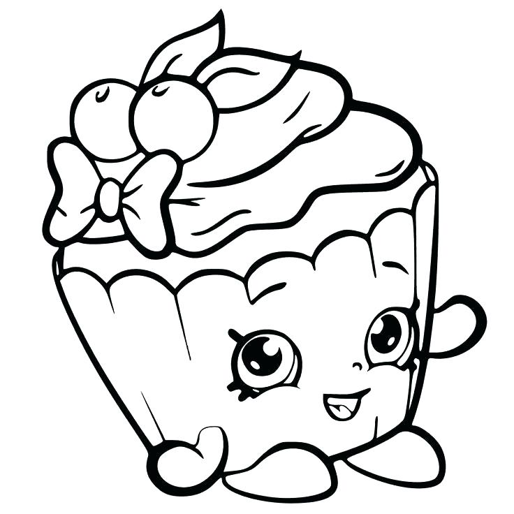 736x736 Shopkins Coloring Pages Free Coloring Pages