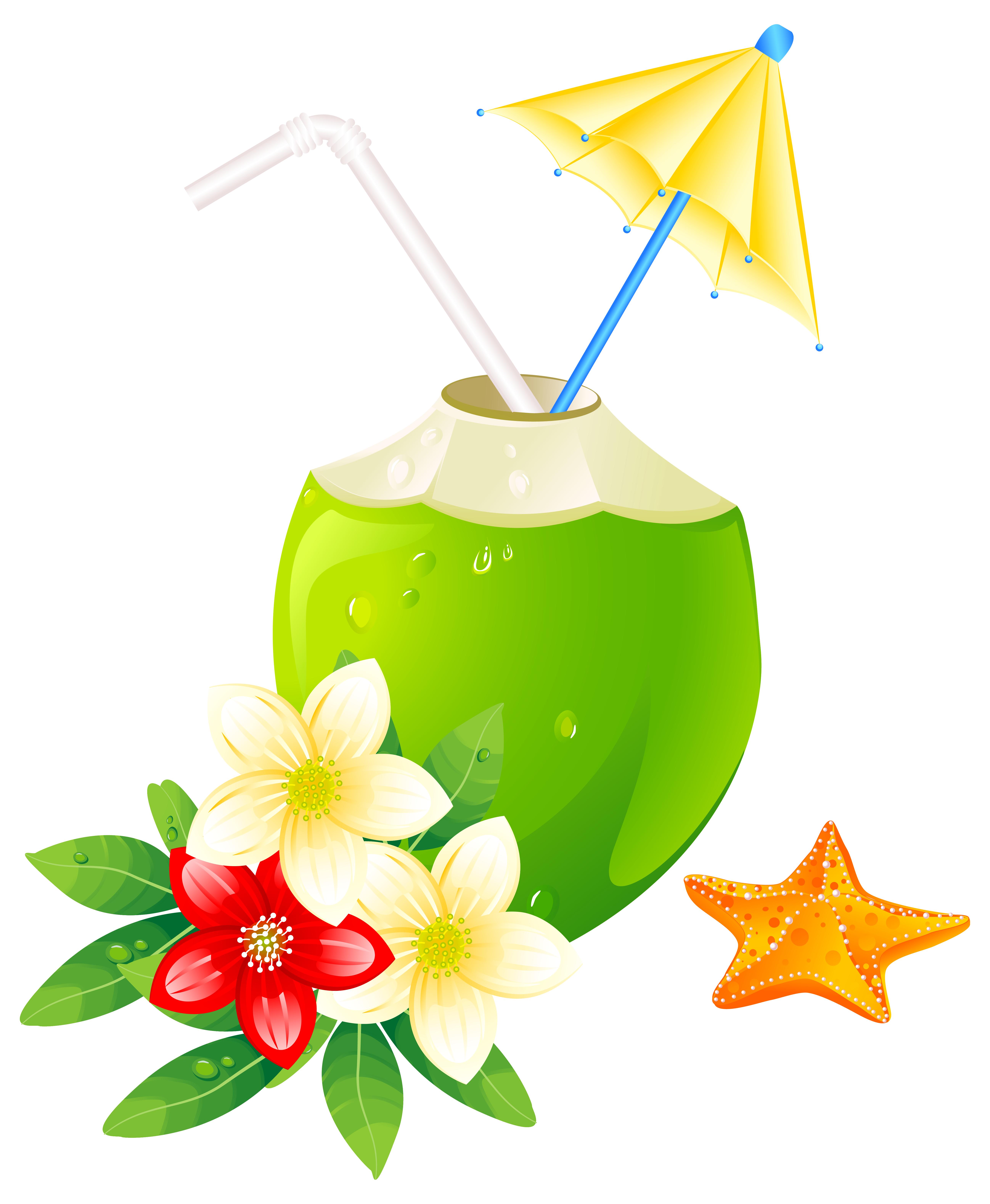 5192x6315 Collection Of Free Drawing Clipart Summer Season Download On Ui Ex