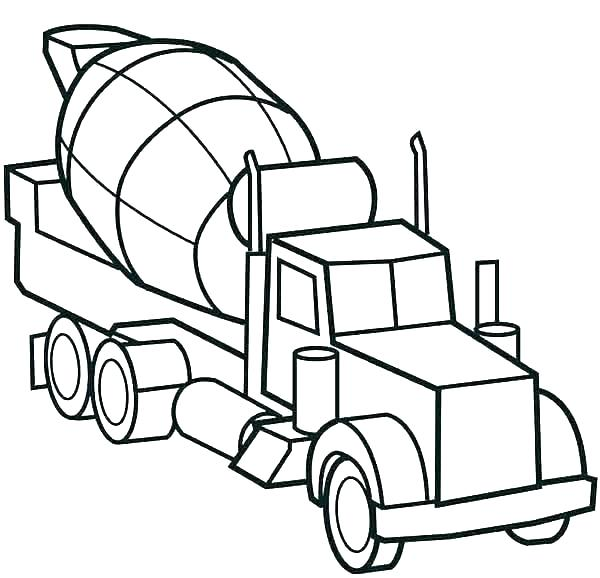 600x578 mud truck coloring pages free coloring pages for boys trucks mud