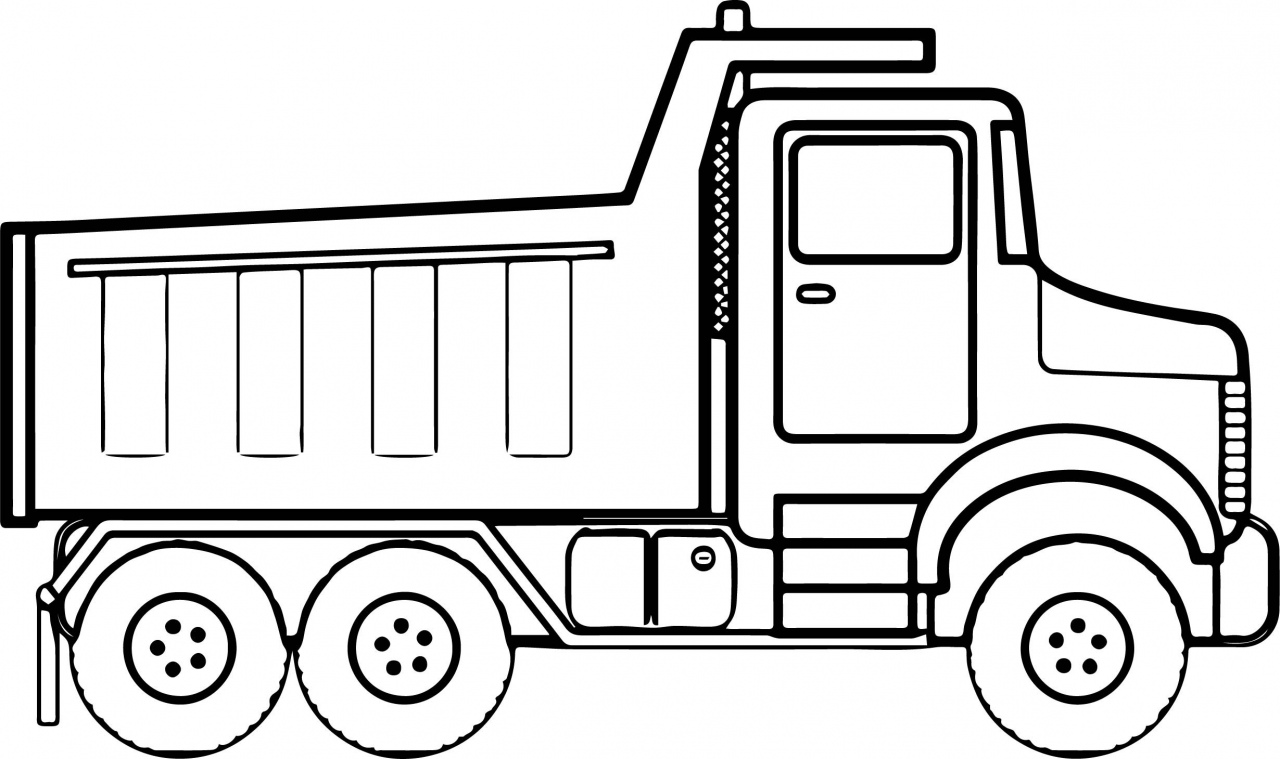 1280x759 semi truck coloring pages semi drawing at getdrawings rnharts