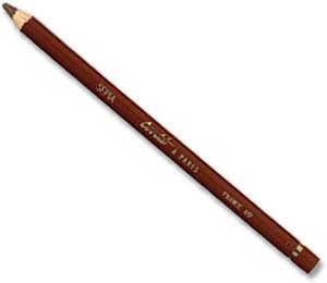 300x260 Conte Sepia Drawing Pencil