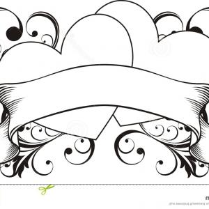 300x300 bride and g drawing wedding bride and groom drawing icons set