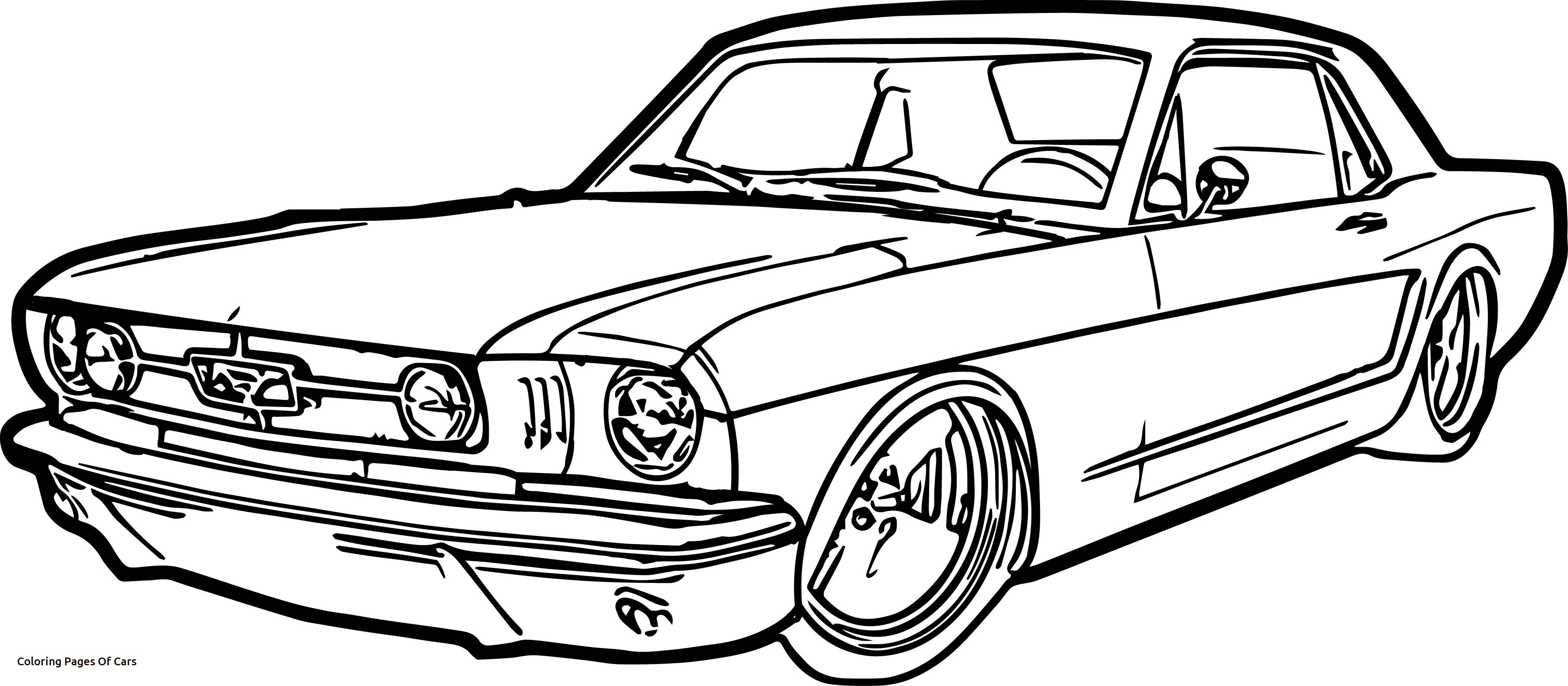 Shelby Cobra Drawing